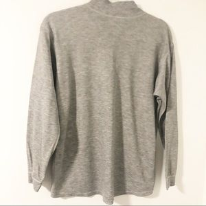 Eastern Mountain Sports Tops - EMS Quarter Zip Base Layer Top